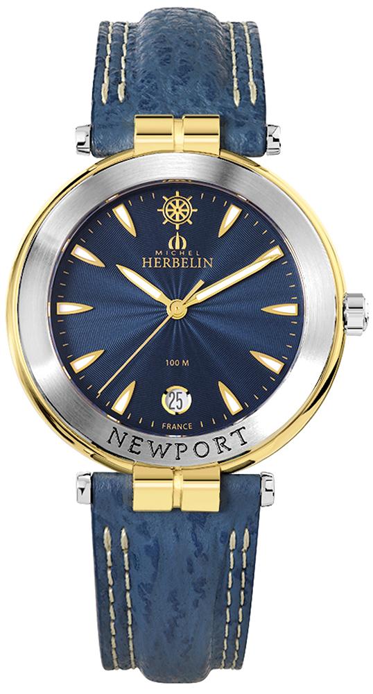 Michel Herbelin 12255/T35 - zegarek męski