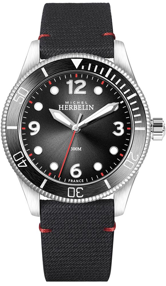Michel Herbelin 12260/AN14 - zegarek męski
