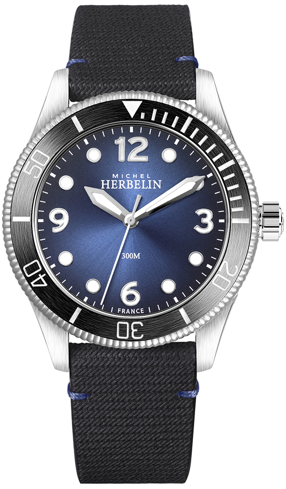 Michel Herbelin 12260/AN15 - zegarek męski