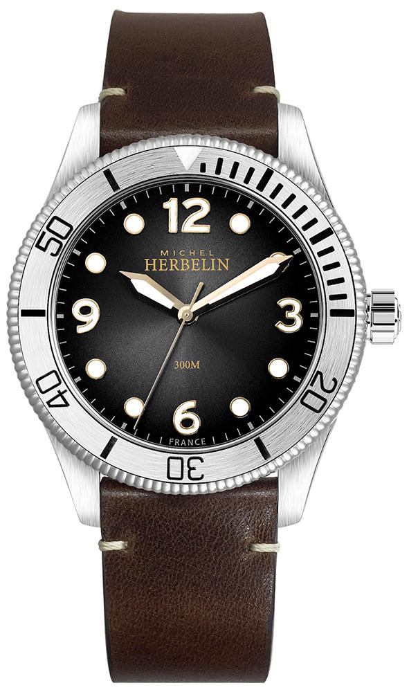 Michel Herbelin 12260/T14MA - zegarek męski