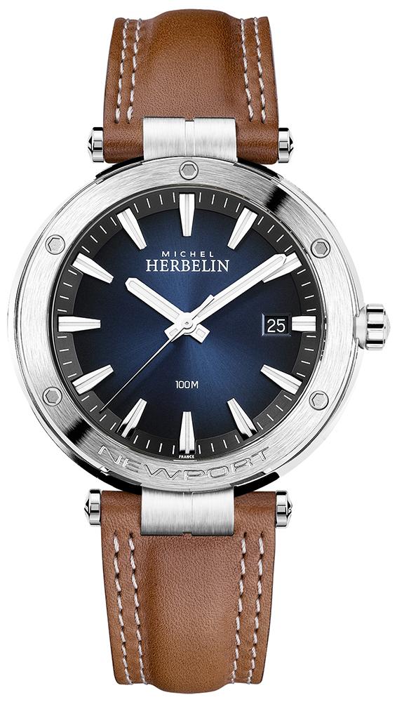 Michel Herbelin 12288/15GON - zegarek męski