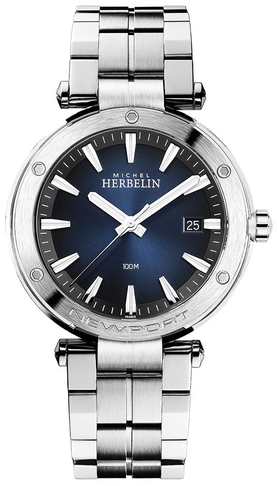 Michel Herbelin 12288/B15 - zegarek męski