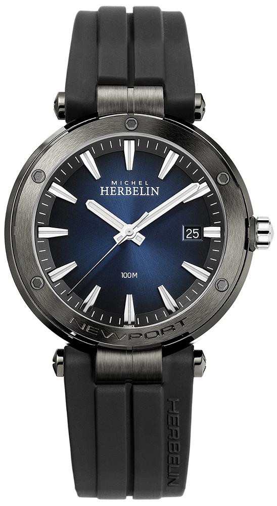 Michel Herbelin 12288/G15CA - zegarek męski
