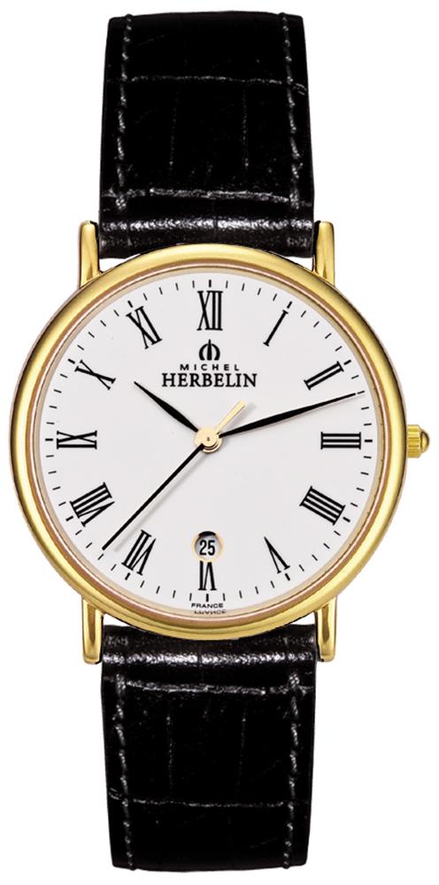 Michel Herbelin 12443/P01 - zegarek damski