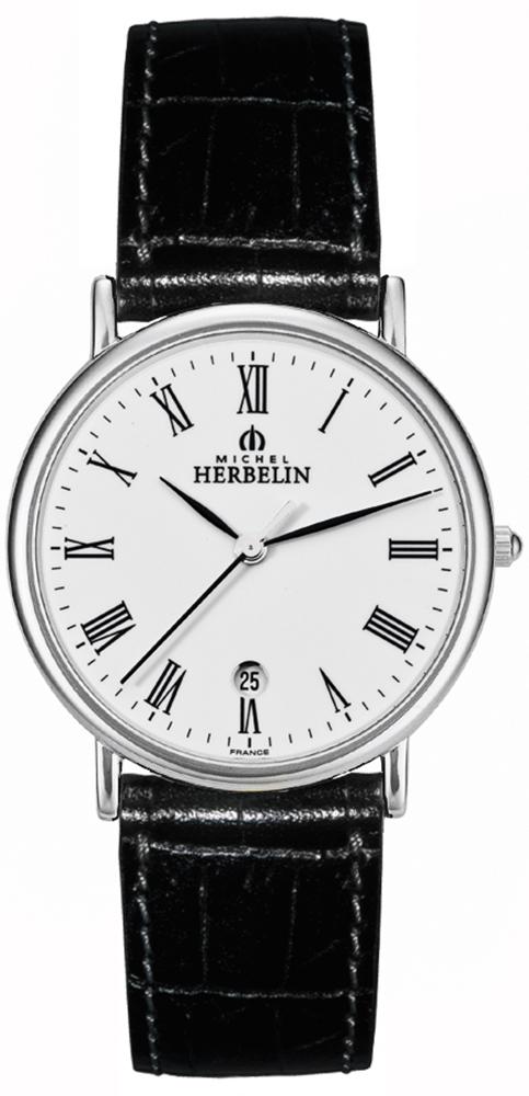 Michel Herbelin 12443/S01 - zegarek damski
