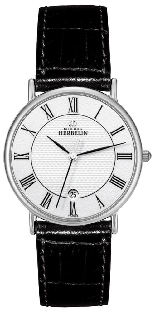 Michel Herbelin 12443/S08 - zegarek damski