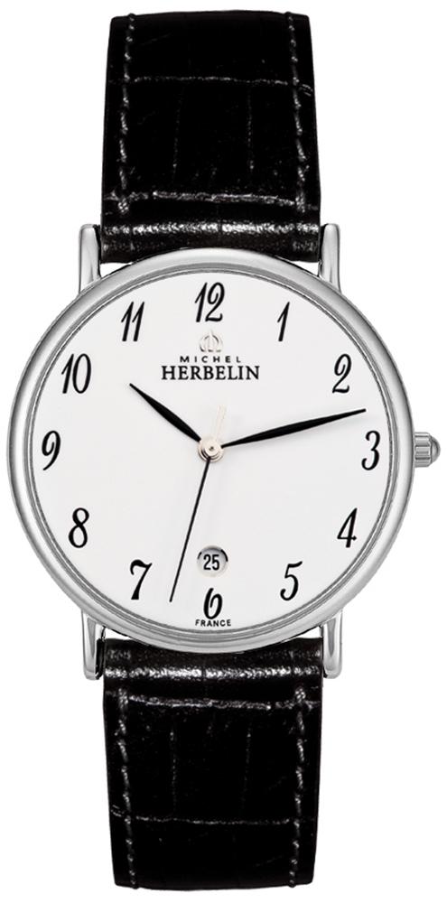 Michel Herbelin 12443/S28 - zegarek damski