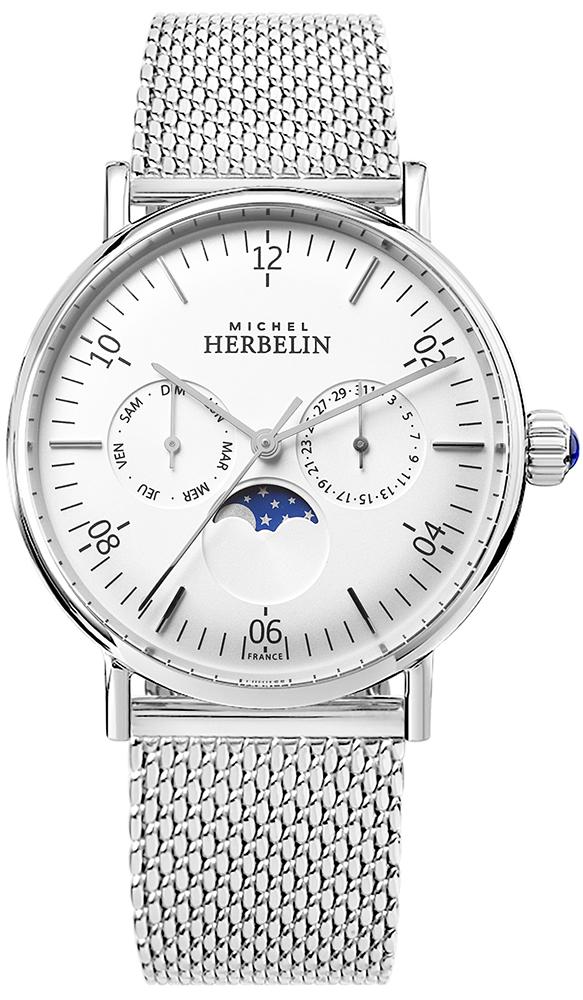 Michel Herbelin 12747/AP11B - zegarek męski