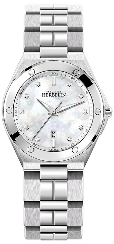Michel Herbelin 14245/B59 - zegarek damski