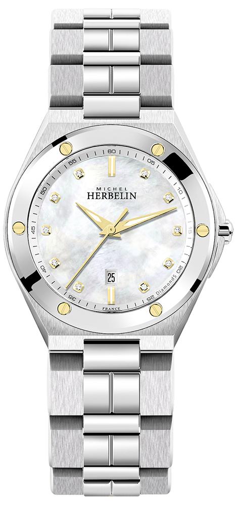 Michel Herbelin 14245/BAOR89 - zegarek damski
