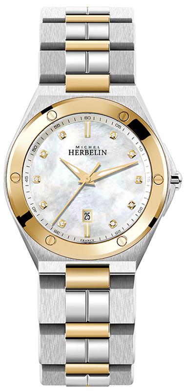 Michel Herbelin 14245/BTR59 - zegarek damski
