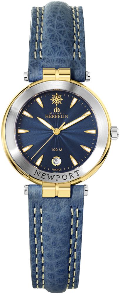 Michel Herbelin 14255/T35 - zegarek damski