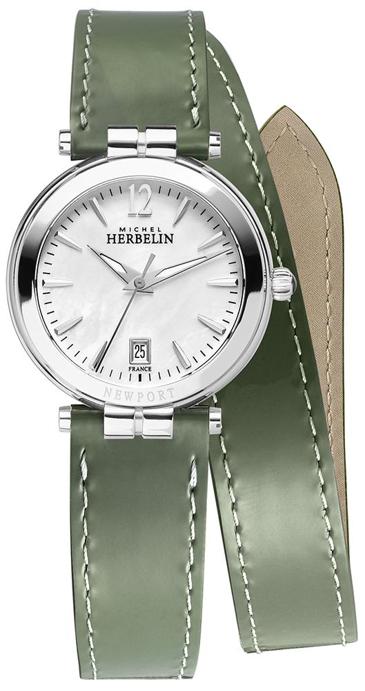 Michel Herbelin 14264/AP19LKV - zegarek damski