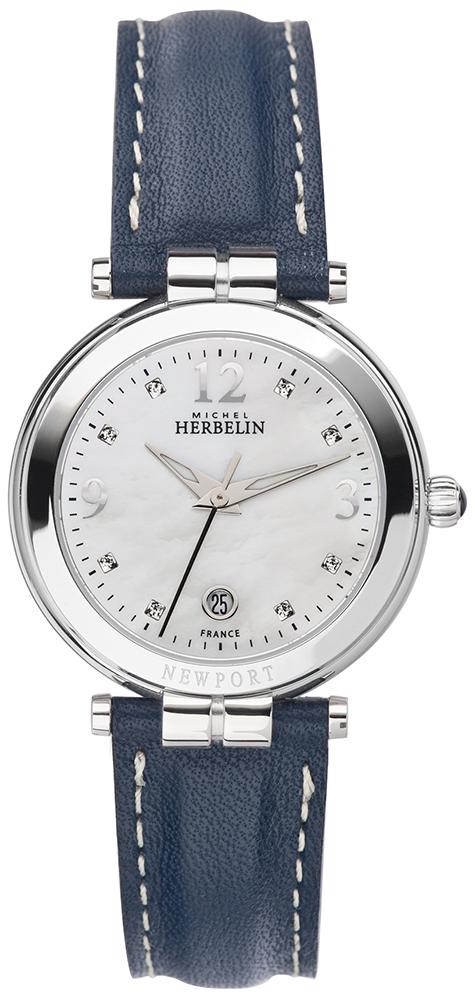 Michel Herbelin 14264/AP59BL - zegarek damski