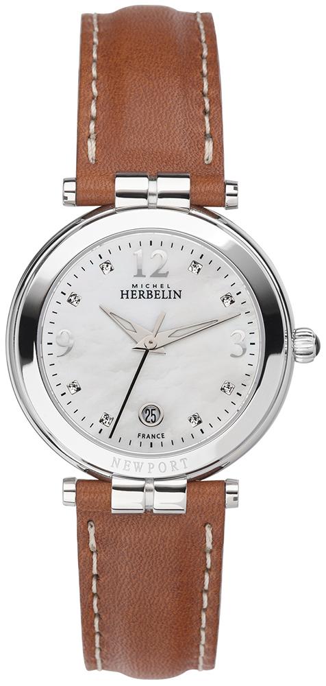 Michel Herbelin 14264/AP59GO - zegarek damski