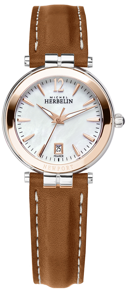 Michel Herbelin 14264/TR19GO - zegarek damski