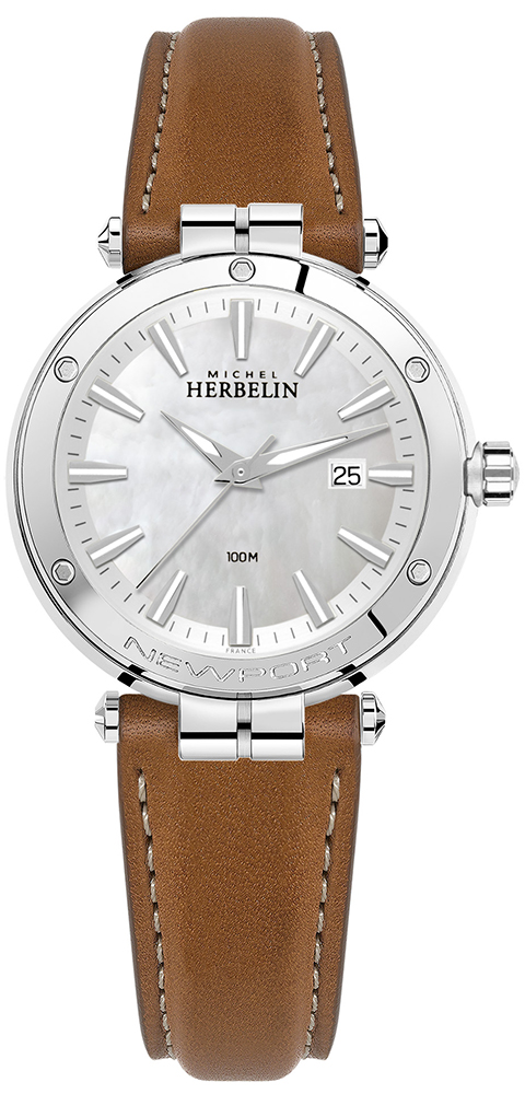 Michel Herbelin 14288/AP19GO - zegarek damski