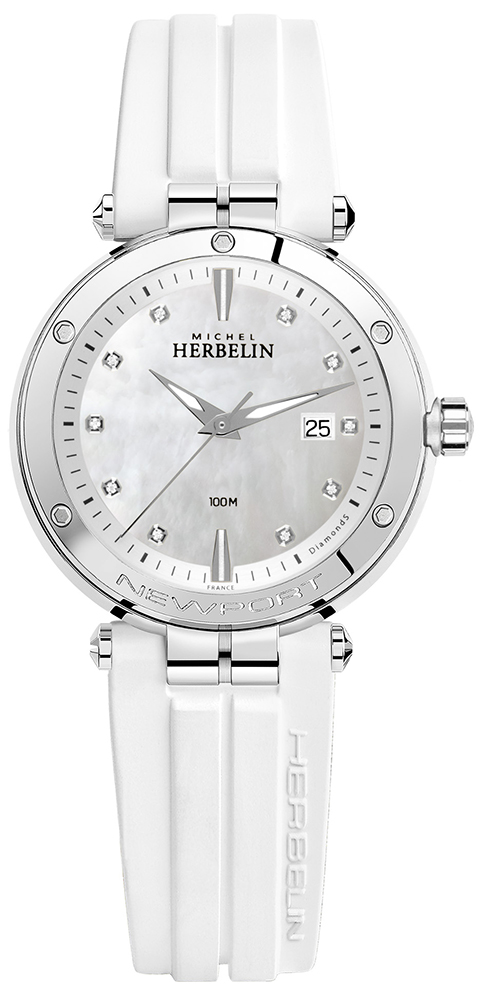 Michel Herbelin 14288/AP89CW - zegarek damski