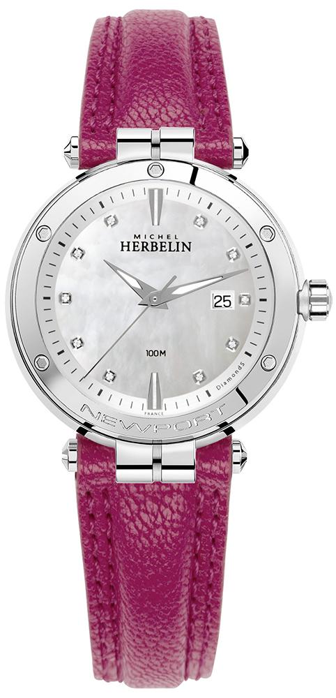 Michel Herbelin 14288/AP89FU - zegarek damski