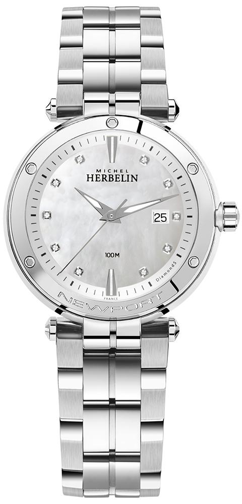 Michel Herbelin 14288/B89 - zegarek damski