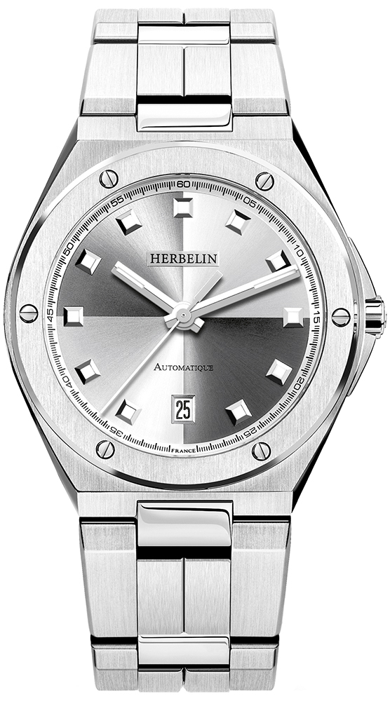 Michel Herbelin 1645/B04 - zegarek męski
