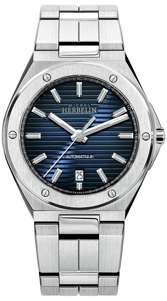 Michel Herbelin 1645/B15 - zegarek męski