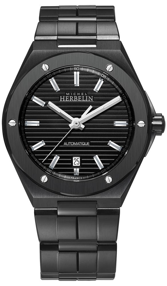 Michel Herbelin 1645/BN14 - zegarek męski