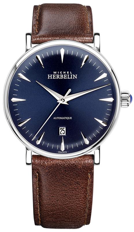 Michel Herbelin 1647/AP15BR - zegarek męski