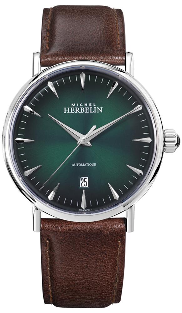 Michel Herbelin 1647/AP16BR - zegarek męski