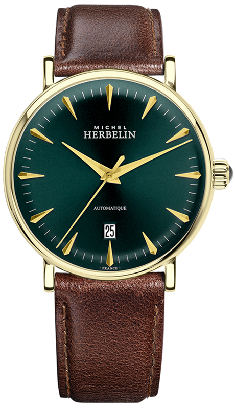 Michel Herbelin 1647/P16BR - zegarek męski