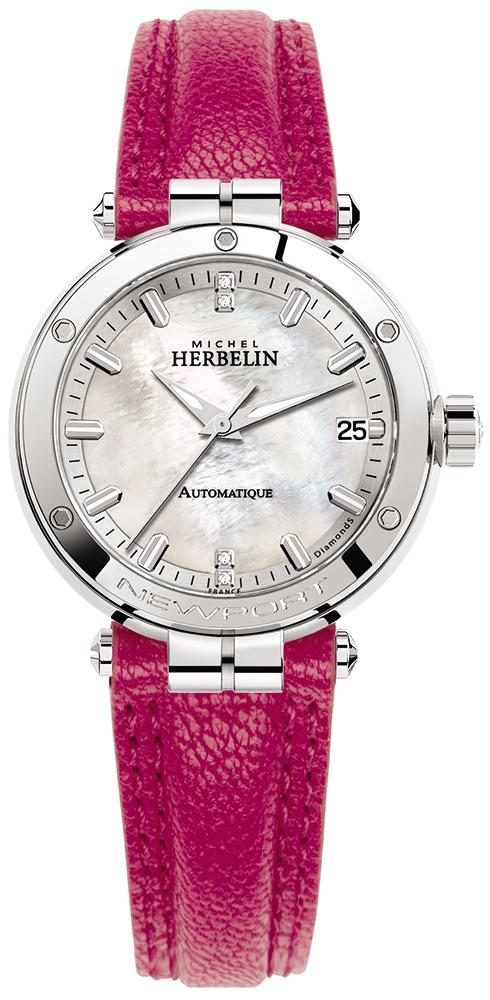 Michel Herbelin 1658/89FU - zegarek damski