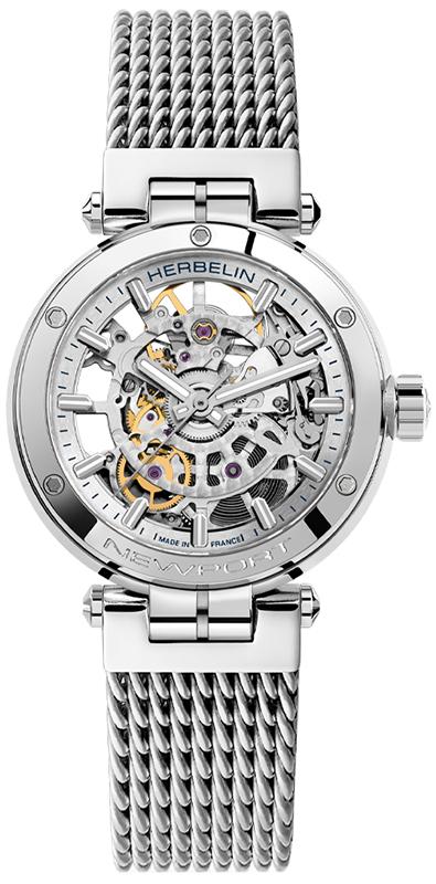 Michel Herbelin 1658/SQ12B - zegarek damski