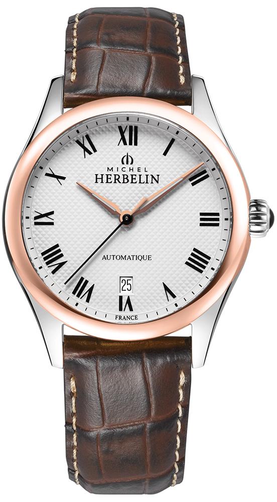 Michel Herbelin 1661/TR01MA - zegarek męski