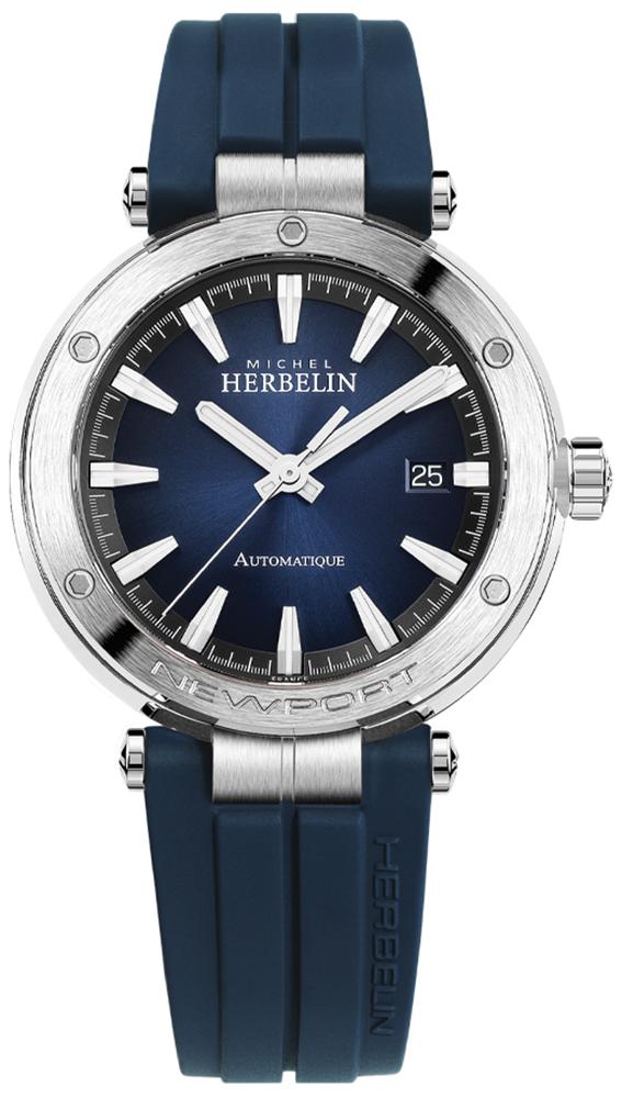 Michel Herbelin 1668/45CB - zegarek męski