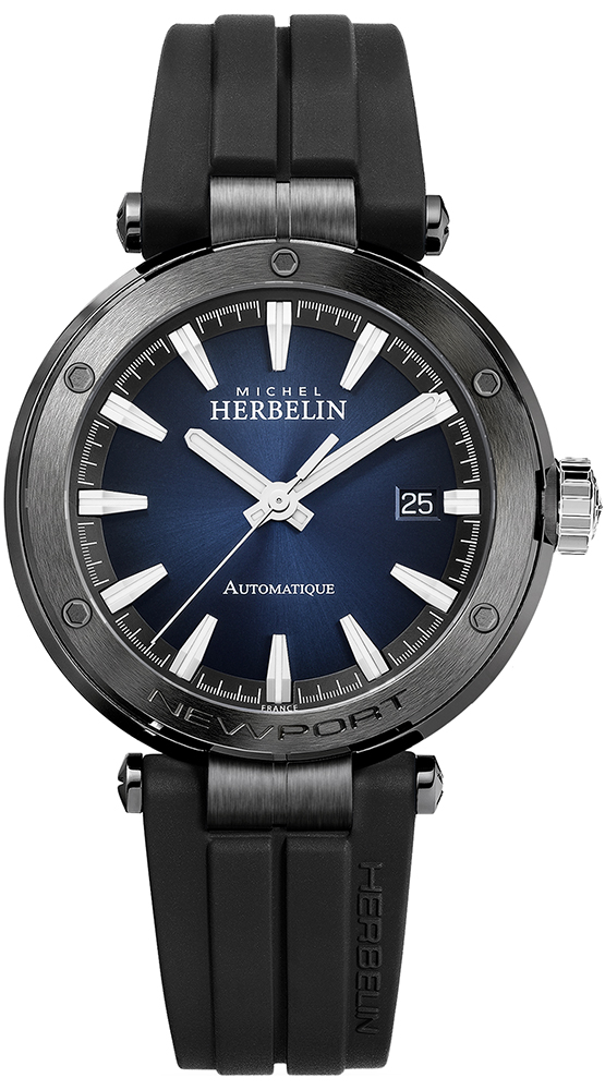 Michel Herbelin 1668/G45CA - zegarek męski