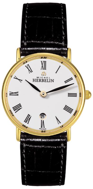 Michel Herbelin 16845/P01 - zegarek damski