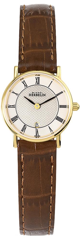 Michel Herbelin 16845/P08GO - zegarek damski