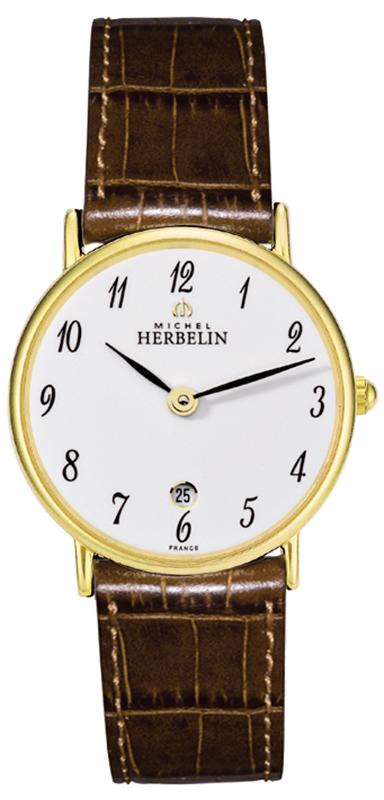 Michel Herbelin 16845/P28GO - zegarek damski