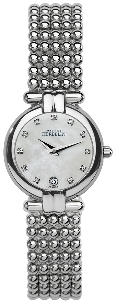 Michel Herbelin 16873/B59 - zegarek damski
