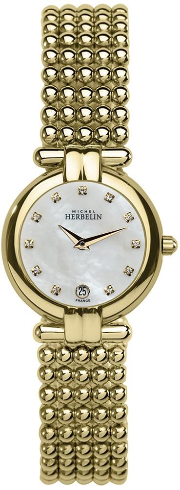 Michel Herbelin 16873/BP59 - zegarek damski