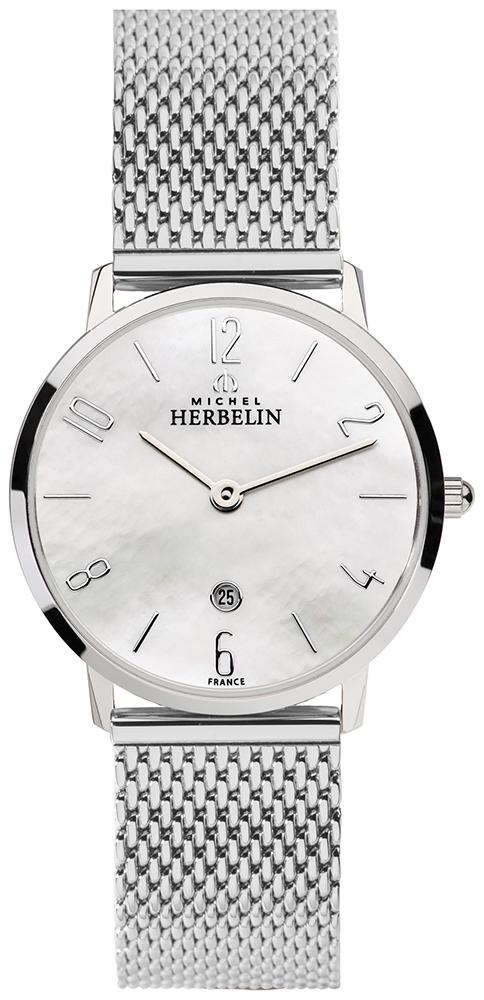 Michel Herbelin 16915/29B - zegarek damski