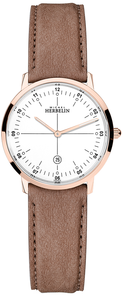 Michel Herbelin 16915/PR12OCR - zegarek damski