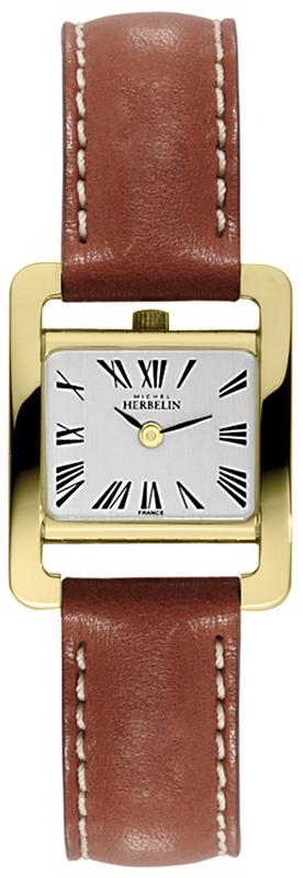 Michel Herbelin 17037/P01GO - zegarek damski