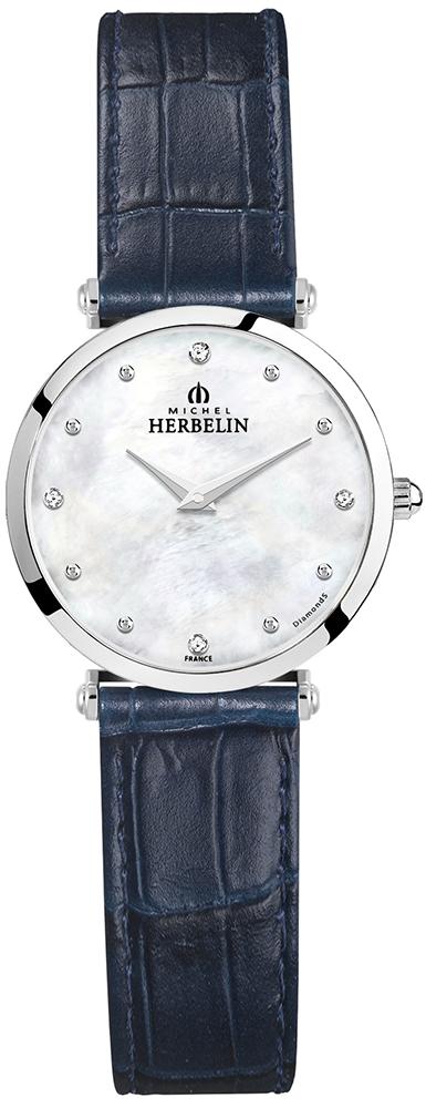 Michel Herbelin 17106/89BL - zegarek damski