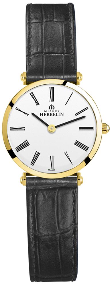 Michel Herbelin 17106/P01N - zegarek damski