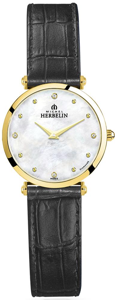 Michel Herbelin 17106/P89N - zegarek damski