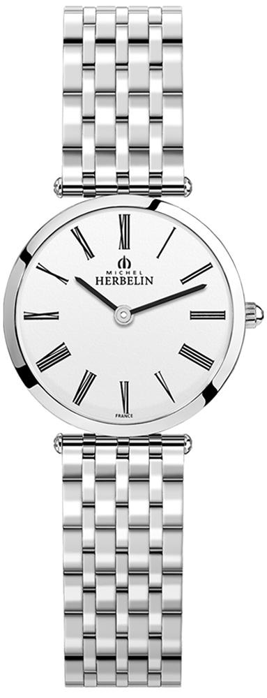 Michel Herbelin 17116/B01N - zegarek damski