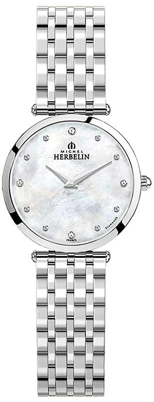 Michel Herbelin 17116/B89 - zegarek damski