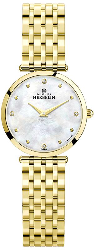 Michel Herbelin 17116/BP89 - zegarek damski
