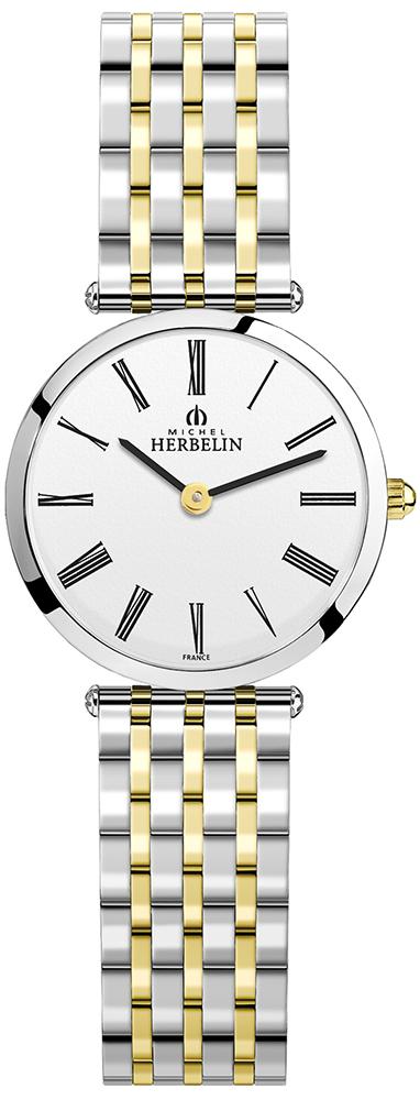 Michel Herbelin 17116/BT01N - zegarek damski